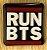 BUTTONS QUADRADOS BANGTAN BOYS BTS  - FRETE GRÁTIS  - Imagem 3