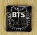 BUTTONS QUADRADOS K-POP BANGTAN BOYS BTS - FRETE GRÁTIS - Imagem 2