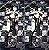 Capa de Dakimakura Médio Black Rock Shooter - Imagem 1