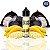 E-Liquido FEELINGS JUICE Banana Cream Cookie 30ML - Imagem 1
