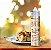 E-Liquido COUNTRY CLOUDS Banana Bread Pudding 60ML - Imagem 1
