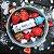 E-Liquido BLVK UNICORN FRZN Berry 60ML - Imagem 2