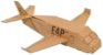 Kit Avião 3D - 10 unidades - Imagem 4