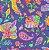 Tecido Impermeável  Estampado PUL - 785 - Imagem 1