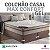 Conjunto Box Casal Molejo Max Confort Gel 138 x 188 x 38   - Imagem 2