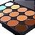 Paleta Corretivo - 15 cores - Imagem 3
