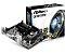 PLACA MÃE Q1900M-Intel® Quad-Core Processor J1900 (2 GHz) ASROCK - Imagem 1