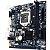 PLACA MÃE GIGABYTE H110M-S2V, INTEL LGA 1151, DDR4 - GA-H110M-S2V - Imagem 2