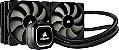 WATER COOLER CORSAIR H100X 240MM, INTEL-AMD, CW-9060040-WW - Imagem 2