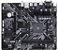 PLACA MÃE GIGABYTE B450M S2H, AMD AM4, DDR4, RGB FUSION, mATX - Imagem 2