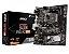 PLACA MÃE MSI B450M PRO-M2 MAX p/ AMD AM4, m-ATX, DDR4 - Imagem 1