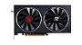 PLACA DE VÍDEO POWERCOLOR RADEON RX 5600 XT RED DRAGON OC 6GB GDDR6 192-BIT - AXRX 5600XT 6GBD6-3DHR/OC - Imagem 2