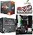 KIT UPGRADE B450M STEEL LEGEND + PROCESSADOR RYZEN 5 3600 + 16GB DDR4 XPG GAMMIX D30 - Imagem 1