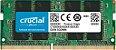 MEMÓRIA CRUCIAL NOTEBOOK 16GB 2666MHz DDR4 SODIMM, CT16G4SFRA266 - Imagem 1