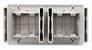 Caixa De Tomada Para Mesa De Reunião Com HDMI, Carregador USB 2.1A - Imagem 3