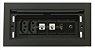 Caixa Painel Multi Conexões Para Mesas de Reuniões - QMF6-M42 - Imagem 2