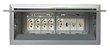 Caixa de Conexões Para Mesas de Reuniões Alum.- QM175-M13 - Imagem 1