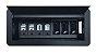 Caixa Tomada + Conexões Multimídia Para Mesas DMEX07-M12 - Imagem 1