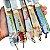 Canivete Personalizado Com Bainha De Couro Cabo Acrílico Inox 18 Cm - Imagem 6