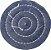 Roda De Pano Disco De Brim Costurado Para Polimento 15 Cm - Imagem 1