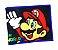 Carteira Oficial - Super Mário e Luigi - Imagem 1