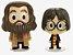 Funko Vinyl Harry Potter e Hagrid - Imagem 1