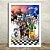 Poster com Moldura - Kingdom Hearts - Imagem 2