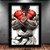 Poster com Moldura - Ryu Street Fighter V - Imagem 1