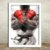 Poster com Moldura - Ryu Street Fighter V - Imagem 2