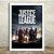 Poster com Moldura - Liga da Justiça - Imagem 2
