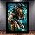 Poster com Moldura - O Predador - Imagem 1