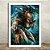 Poster com Moldura - O Predador - Imagem 2