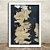 Poster com Moldura - Mapa de Westeros - Imagem 1