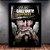 Poster com Moldura - Call Of Duty World War 2 - Imagem 1