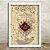 Poster com Moldura - Mapa do Maroto Harry Potter - Imagem 2