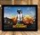 Poster com Moldura - Playerunknown's Battlegrounds - Imagem 1