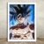 Poster com Moldura - Goku Dragon Ball Super - Imagem 2