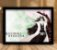Poster com Moldura - Kuchiki Byakuya Bleach Mo.03 - Imagem 1