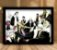 Poster com Moldura - Capitães Bleach - Imagem 1