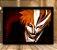Poster com Moldura - Kurosaki Ichigo Hollow Mask - Imagem 2