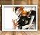 Poster com Moldura - Kurosaki Ichigo Hollow Mask Mo.2 - Imagem 2