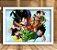 Poster com Moldura -  Dragon Ball Z - Imagem 2