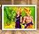 Poster com Moldura - Goku e Gohan x Perfect Cell - Imagem 2