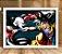 Poster com Moldura - Goku Vs Jiren - Imagem 1
