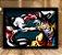 Poster com Moldura - Goku Vs Jiren - Imagem 2
