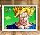 Poster com Moldura - Goku Dragon Ball Kai - Imagem 2