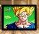 Poster com Moldura - Goku Dragon Ball Kai - Imagem 1