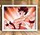 Poster com Moldura - Goku Kaioken - Imagem 2