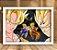 Poster com Moldura - Goku Vs Majin Vegeta - Imagem 2