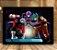 Poster com Moldura - Jiren Vs Goku SSJ Blue - Imagem 2